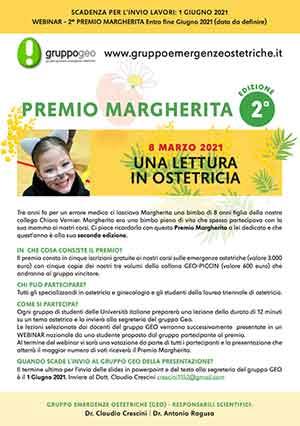 Premio Margherita Bando 2021