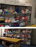 Il laboratorio dell'officina ostetrica